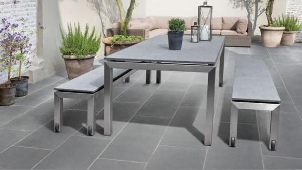 dalles de terrasse kera linea tanguy. Black Bedroom Furniture Sets. Home Design Ideas