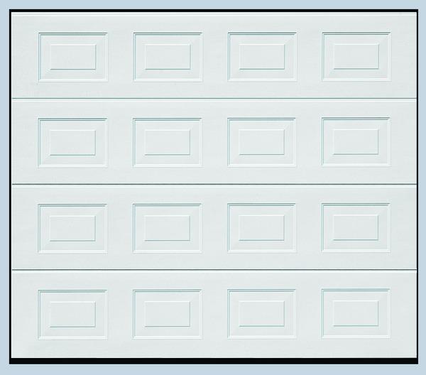Porte De Garage Sectionnelle Harmonic Tanguy