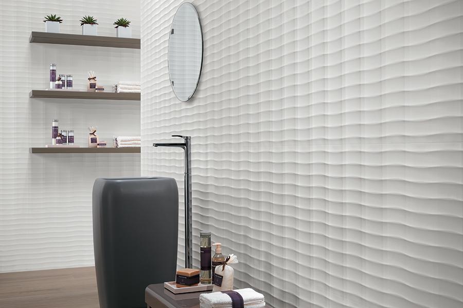 Carrelage 3d wall design plot tanguy - Carrelage atlas concorde ...