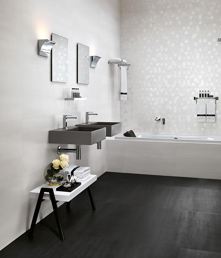 rev tements muraux aux reflets m tallis s pour votre salle. Black Bedroom Furniture Sets. Home Design Ideas