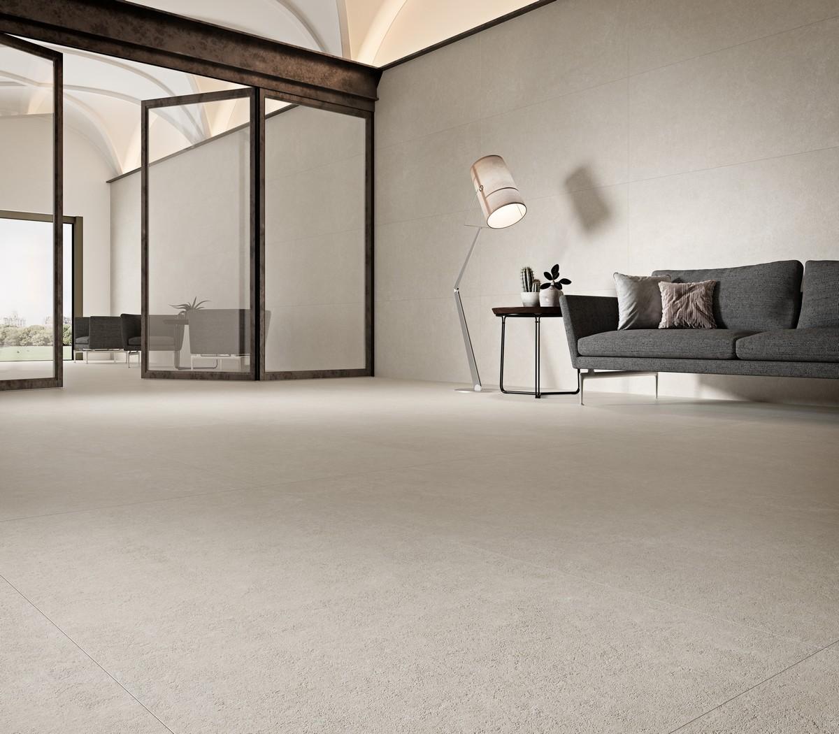 Sol En Beton Interieur un carrelage sol effet béton pour votre intérieur et