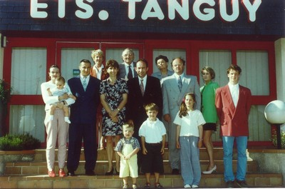 Famille TANGUY