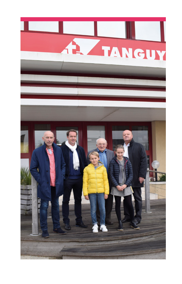 Famille TANGUY 2019
